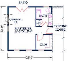 Master Bedroom Floor Plan Designs Master Bedroom Addition Plans Master Bedroom Addition Floor Plans