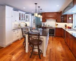 kitchen ideas cherry cabinets white island cherry cabinets kitchen ideas photos houzz