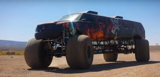 Ford Ranger Monster Truck World U0027s Longest Monster Truck Costs A Cool 1 Million And It U0027s A