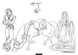 rapunzel printable coloring pages free printable tangled coloring