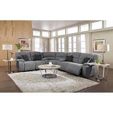 Grey Velvet Sectional Sofa by Gray Velvet Sectional Sofa In Large Living Room With Round White
