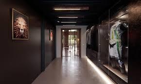 apartment building hallway interior design