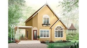 quaint house plans quaint side porch hwbdo10751 revival from builderhouseplans com
