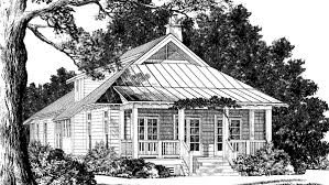Small House Plans Southern Living Seaward Cottage Geoff And Associates Inc Southern