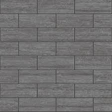 dark grey wood tile bathroom home dark grey wood tile grey floor