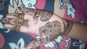 beautiful mehndi henna inspired design tutorial for eid weddings