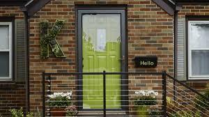 Dormer Over Front Door Before U0026 After Entryway Designs