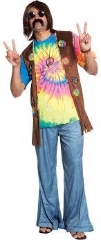 costume ideas men men s hippie costume accessories party city