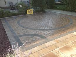 Paving Stone Designs For Patios by Garden Home Depot Concrete Patio Blocks Pavers Home Depot