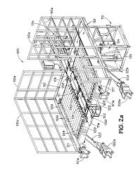 patent us20120201632 impact absorbing access platform for