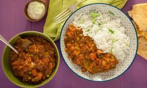 cuisine curry aubergine curry