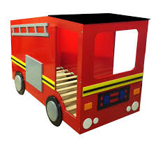 Fire Engine Bed Toddler Fire Truck Bed Red Fun Ideas Toddler Fire Truck Bed