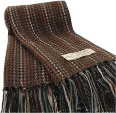 handmade irish scarf