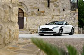 used aston martin ad 2018 aston martin db11 v8 first drive motor trend