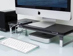 2 Monitor Computer Desk Fantastic Studio Dual Monitor Desk Stand Diy Wonderful With