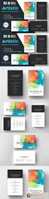 artistic business card template 005 1285865 free download
