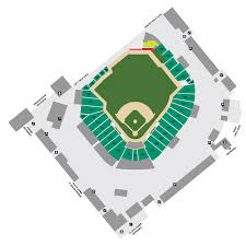 Mlb Map Minute Maid Park Map Houston Astros