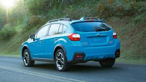 red subaru crosstrek 2017 subaru crosstrek review u0026 ratings edmunds