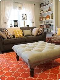How To Make An Upholstered Ottoman by 10 Awesome Diy Ottoman Ideas