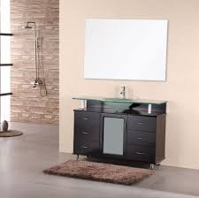 72 Inch Single Sink Bathroom Vanity by Shop Bathroom Vanities 49 To 60 Inches Wide With Free Shipping 54