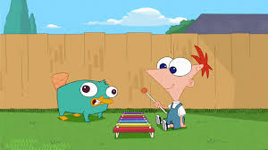 image baby perry and phineas enjoy playing music jpg phineas