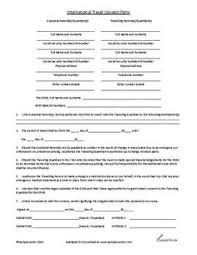 parent consent form for child to participate in photos as well as