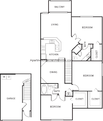 how many square feet is a 1 car garage boca raton apartment rental br172 3 bedroom floor plans