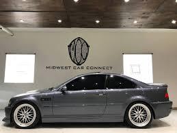 2002 bmw coupe 2002 bmw m3 2dr coupe in villa park il midwest car connect