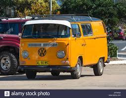 orange volkswagen van vw volkswagen van minibus stock photos u0026 vw volkswagen van minibus