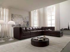 Stacey Leather Sectional Sofa Macy S Stacey Leather Sectional Sofa 6 Modular 3 Armless