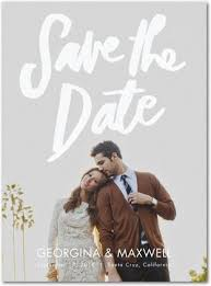 save the date website warmly written signature white photo save the date cards