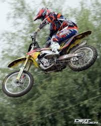 pro circuit suzuki rm z250 race bike