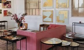 decor styles 2018 home decor trends pink raffia rattan cut out apartment