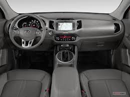 Kia Sorento 2015 Interior 2015 Kia Sportage Pictures Dashboard U S News U0026 World Report