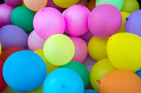 free stock photo of balloons children color balloons