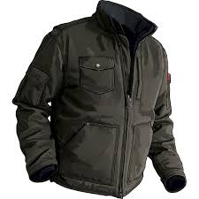 men s fire hose superior insulated work jacket duluth trading
