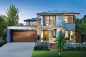 View Our New Modern House Designs And Plans Porter Davis - New modern home designs