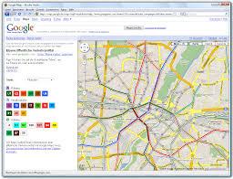 Dgoogle Maps Tramgeschichten De Artikel Google Maps Layer Für Straßenbahn