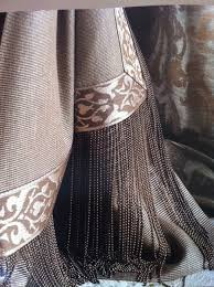 Beaded Fringe For Curtains Curtains Amazing Velvet Silver Curtains Puddled Curtains Details