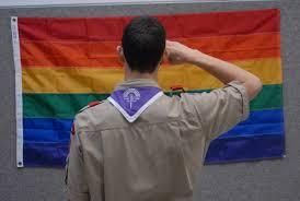 Eagle Scout Flag Nathan Hale Sentinel