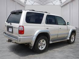 toyota 4runner 1999 limited pre owned 1999 toyota 4runner limited 4dr limited 4wd suv in