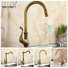 Kitchen Faucets Bronze Finish by Popular Brass Bronze Kitchen Faucet Buy Cheap Brass Bronze Kitchen