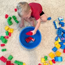 Matching Colors by 3 Hands On Games To Teach Colors With Mega Bloks Jules U0026 Co