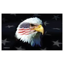 3ft x 5ft decorative flag patriotic eagle