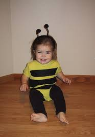 toddler bumble bee halloween costumes homemade costume idea bumblebee mommysavers
