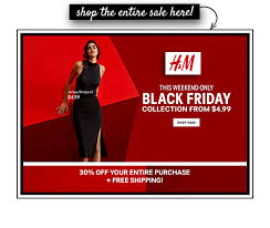 h m black friday black friday deal h u0026m take 30 off get free shipping on most