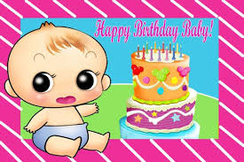 send free ecard happy birthday baby from greetings101