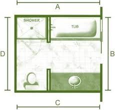Sara Pierces Blog Bathroom Floor Plans April - Bathroom design floor plans