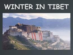 winter in tibet in tibet where is tibet it is in asia a plateau