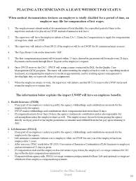 Workers Compensation Light Duty Policy The Assistant Adjutant General For Air Ppt Download